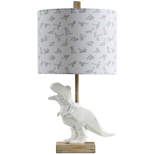 Stylecraft Home Collection L27244DS One Light Dinosaur Table Lamp