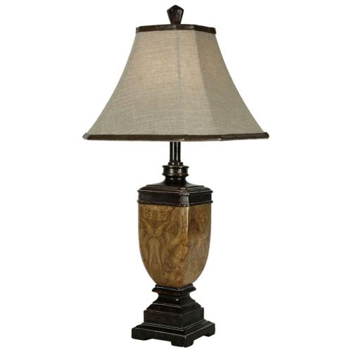 Stylecraft Home Collection L3-1070DS Aspen - One Light Table Lamp