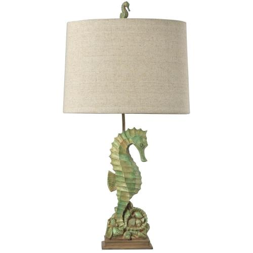 Stylecraft Home Collection L34160DS Seahorse - One Light Table Lamp