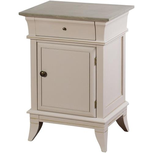 Stylecraft Home Collection SF25186DS Ivan - 28 Inch Side Cabinet