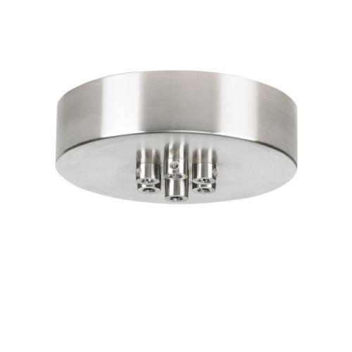 Tech Lighting 700TDMRD7 Accessory - 6.5 Inch 7 Port Round Mini Canopy