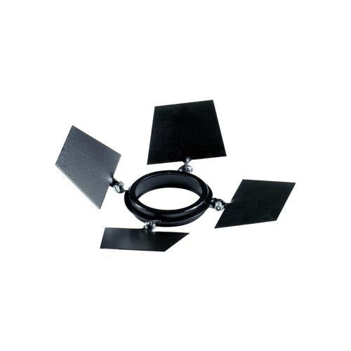 Tech Lighting 700A08-BK Accessory - Barndoors