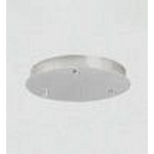 Tech Lighting 700FJR3 Accessory - 3-Port FreeJack Round Canopy