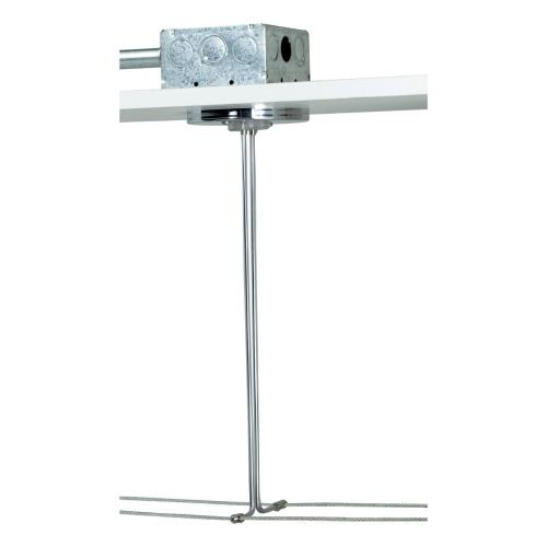 Tech Lighting 700KP4C24 Accessory - 4 Inch Round Kable Lite Single Feed Canopy