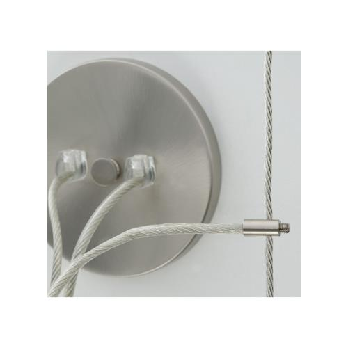 Tech Lighting 700KPCEN Accessory - Kable Lite Center Single Power Feed
