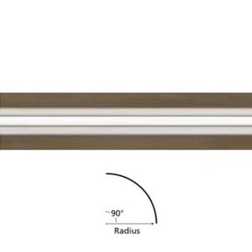 Tech Lighting 700BH90 Accessory - Monorail Pre-Bent 90 Degree Curve