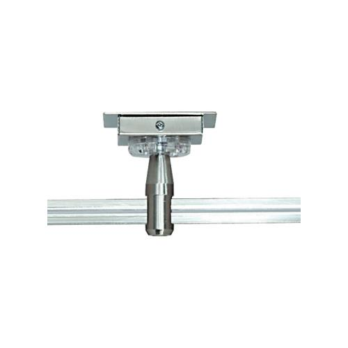 Tech Lighting 700MOP2C02 Accessory - 2 Inch Square Monorail Single Power Feed Canopy