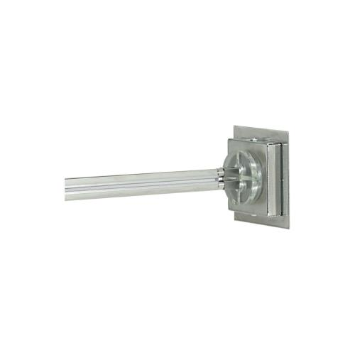 Tech Lighting 700MOP2 Accessory - 2 Inch Square Directend Power Feed Monorail