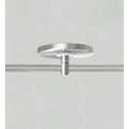 Tech Lighting 700MOP4C01 Accessory - Monorail Low-Profile Single-Power Feed Canopy