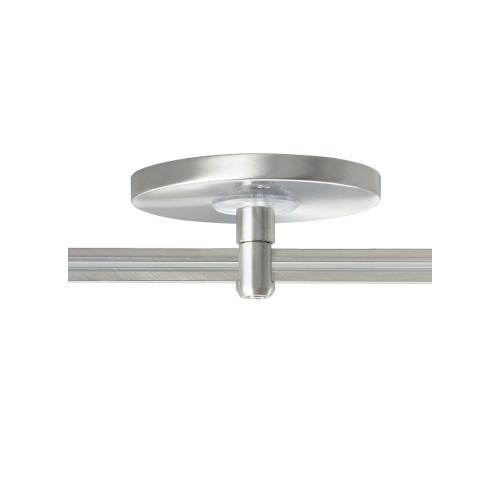 Tech Lighting 700MOP4C02 Accessory - 4 Inch Round Monorail Single Power Feed Canopy