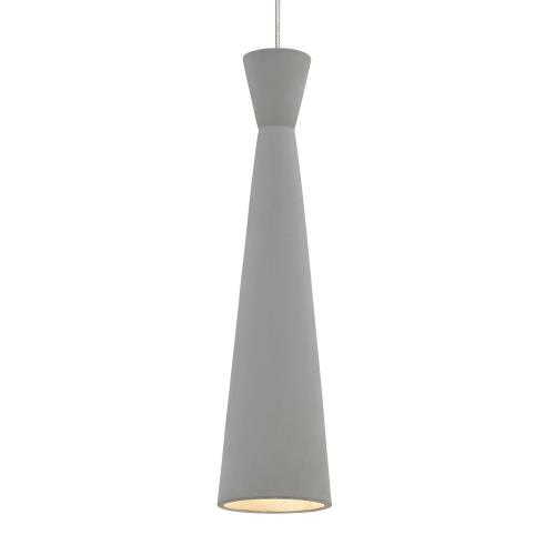Tech Lighting 7021MNORAIL Windsor - One Light MonoRail Low-Voltage Pendant