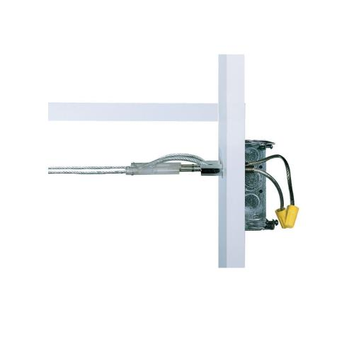 Tech Lighting 700PRC14 Accessory - Kable Lite Power Feed Turnbuckle
