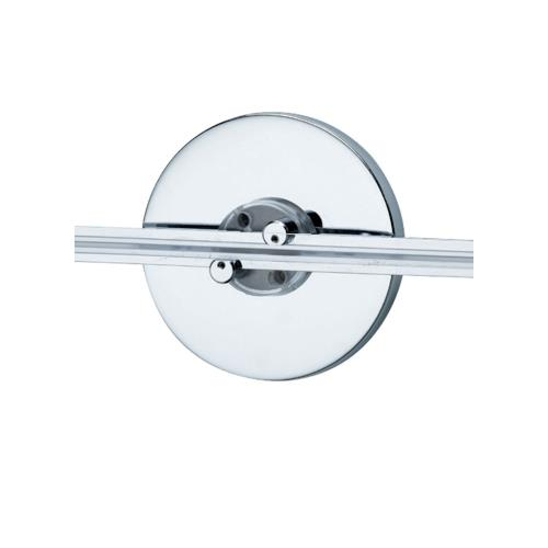 Tech Lighting 700WMOP4R60E Accessory - 4 Inch LED Wall Monorail Round Direct Canopy Single Feed