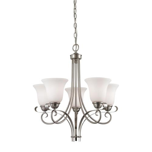 Thomas Lighting 1005CH Brighton - Five Light Chandelier