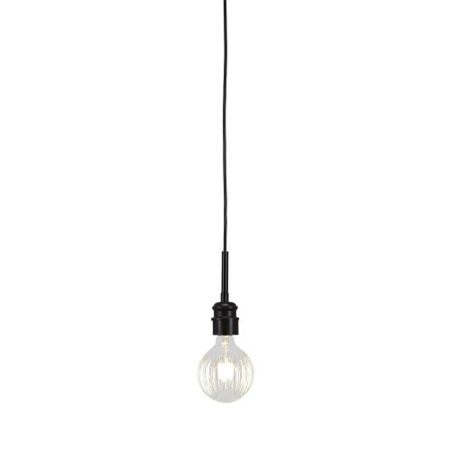 "Toltec Lighting 1152-ES-LED45C Edge - 10.75"" 4W 1 LED Cord Mini Pendant With Hang Straight Swivel"