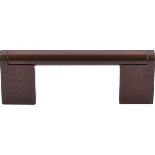 Top Knobs M1068 Bar Pulls Collection 3 Inch Princetonian Bar Cabinet Pull