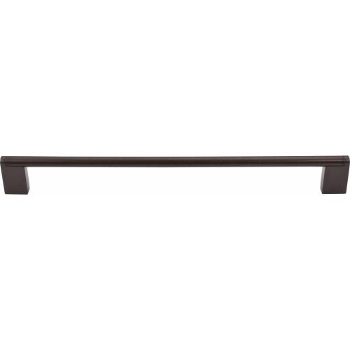 Top Knobs M1076 Bar Pulls Collection 13.1875 Inch Princetonian Bar Cabinet Pull