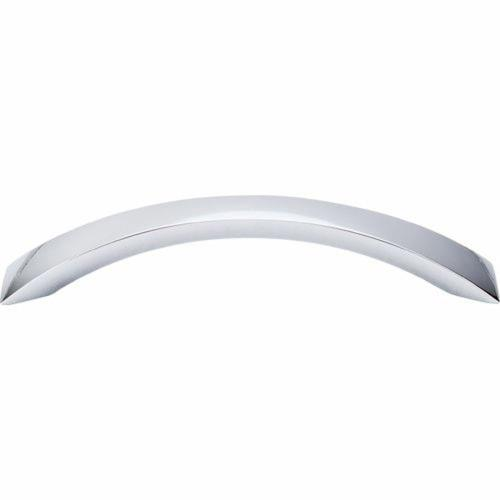 Top Knobs M1148 Nouveau III Collection 5.0625 Inch Crescent Flair Cabinet Pull