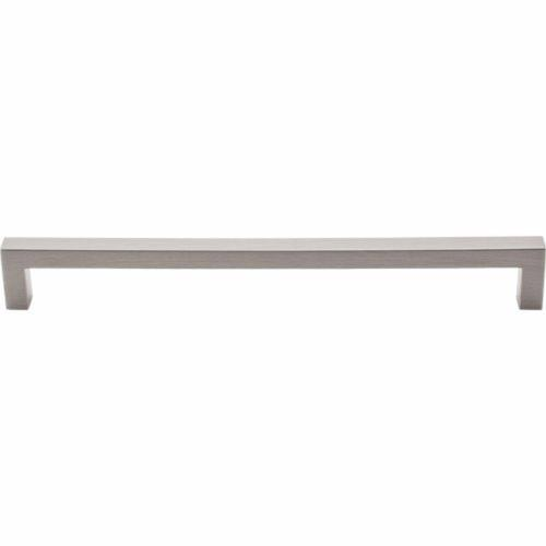 Top Knobs M1152 Nouveau III Collection 8.8125 Inch Square Bar Cabinet Pull
