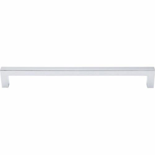 Top Knobs M1154 Nouveau III Collection 8.8125 Inch Square Bar Cabinet Pull