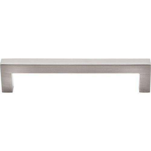 Top Knobs M1158 Nouveau III Collection 5.0625 Inch Square Bar Cabinet Pull
