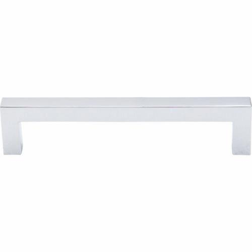 Top Knobs M1160 Nouveau III Collection 5.0625 Inch Square Bar Cabinet Pull