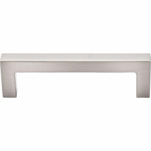 Top Knobs M1161 Nouveau III Collection 3.75 Inch Square Bar Cabinet Pull
