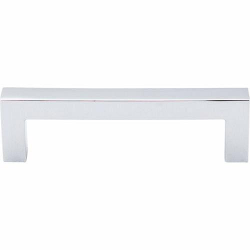 Top Knobs M1163 Nouveau III Collection 3.75 Inch Square Bar Cabinet Pull