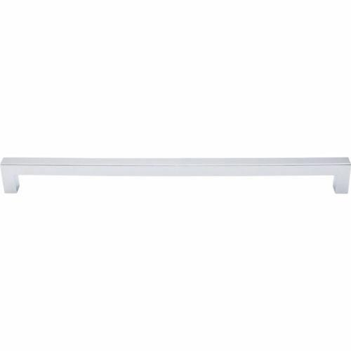 Top Knobs M1839 Nouveau III Collection 12 Inch Square Bar Cabinet Pull