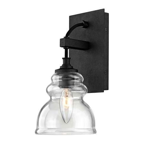 Troy Lighting WL-2062 Muncie - One Light Wall Sconce