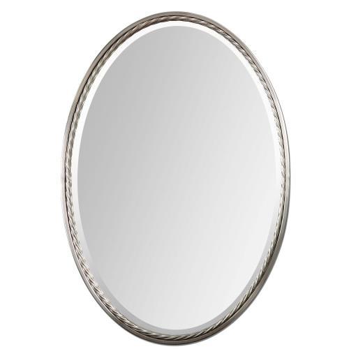 Uttermost 01115 Casalina - 32 inch Oval Mirror