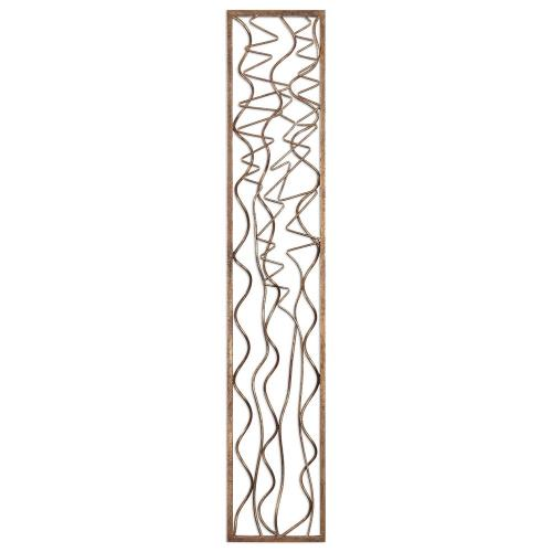 "Uttermost 04059 Scribble - 60"" Wall Panel"