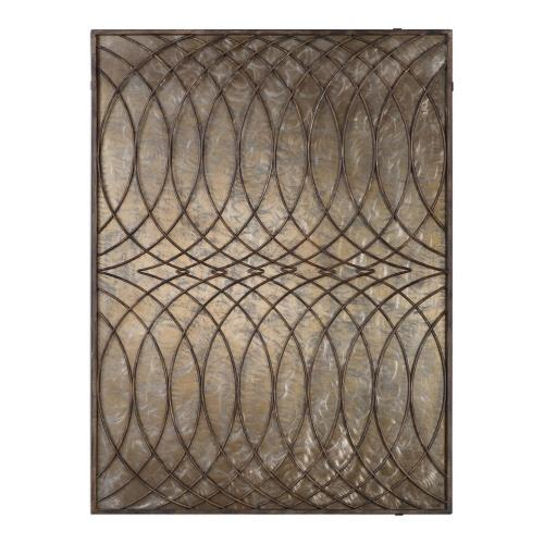 Uttermost 4071 Kanza - 48 Inch Wall Panel