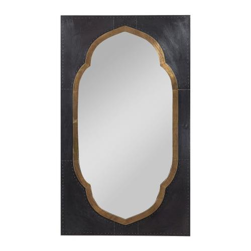 Uttermost 09489 Shanti - 48 inch Mirror - 28.25 inches wide by 2 inches deep