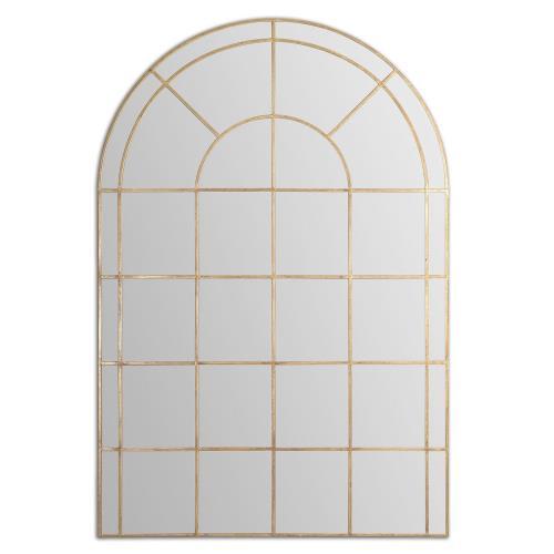 Uttermost 12866 Grantola - 71.63 inch Arched Mirror