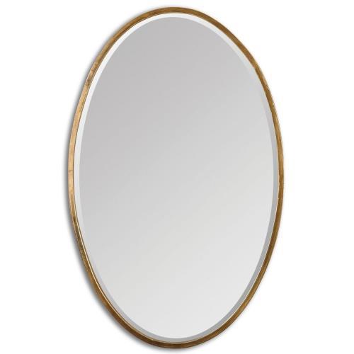 Uttermost 12894 Herleva - 27.88 inch Oval Mirror