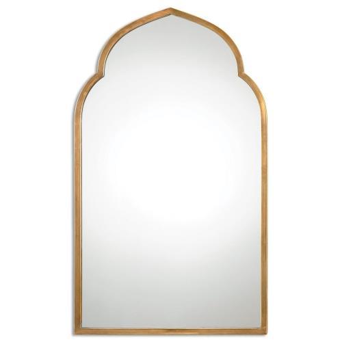 Uttermost 12907 Kenitra - 40 inch Arch Mirror