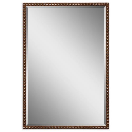Uttermost 13749 Tempe - 31.75 inch Mirror - 21.5 inches wide by 1.25 inches deep