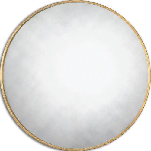 Uttermost 13887 Junius - 43 inch Round Mirror