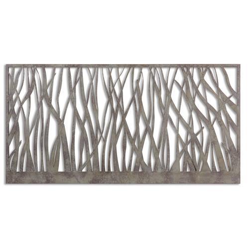 Uttermost 13931 Amadahy - 60 inch Metal Wall Art
