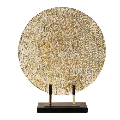 Uttermost 17500 Layan - 21 inch Art Glass Charger