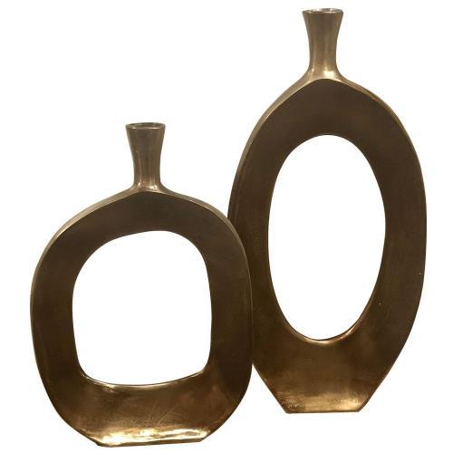 Uttermost 18965 Kyler - 22 inch Vase (Set of 2)