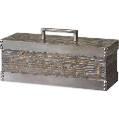 Uttermost 19669 Lican - 18 inch Decorative Box