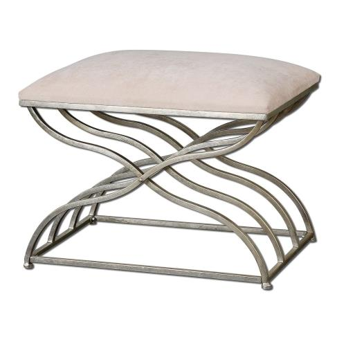 Uttermost 23091 Shea - 20 inch Small Bench