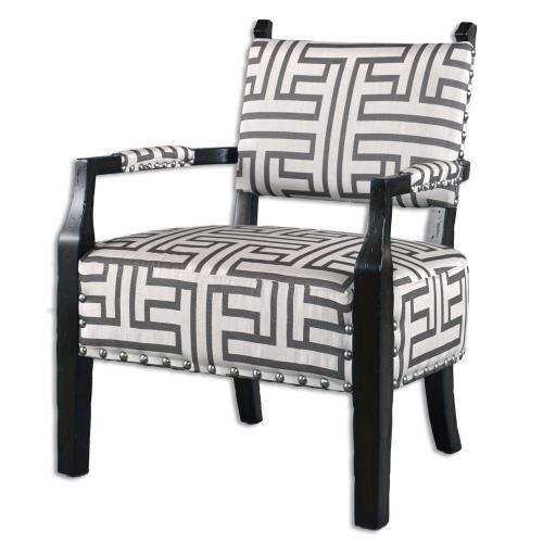 Uttermost 23217 Terica - 35 Inch Accent Chair