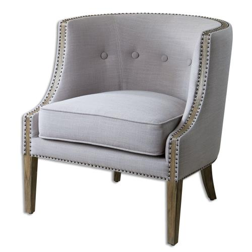 Uttermost 23220 Gamila - 30.25 inch Accent Chair