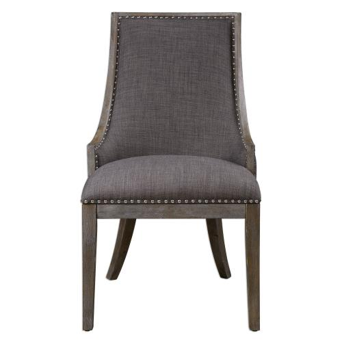 "Uttermost 23305 Aidrian - 39"" Accent Chair"