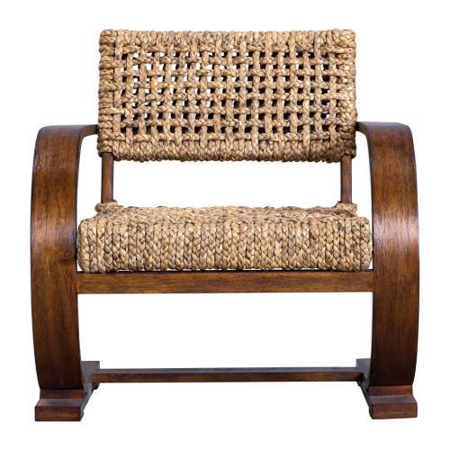 Uttermost 23483 Rehema - 30 inch Accent Chair