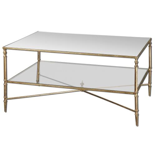Uttermost 24276 Henzler - 37.75 inch Coffee Table