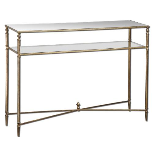 Uttermost 24278 Henzler - 45.38 inch Console Table